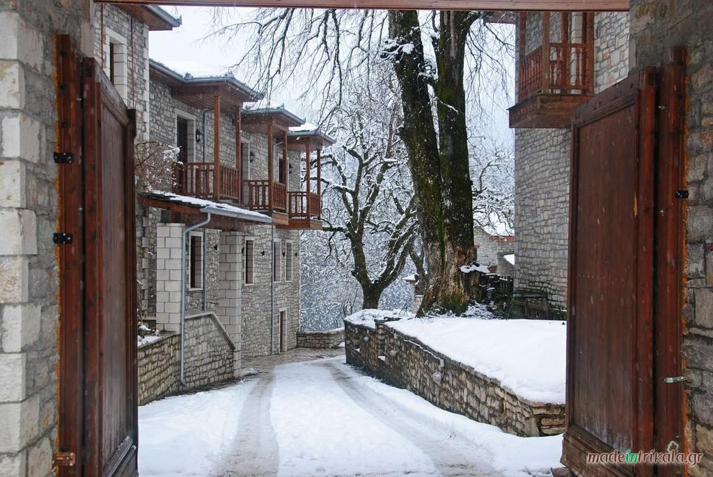 Ξενοδοχεία Ελάτη, Περτούλι, Νεραϊδοχώρι, Κόζιακας