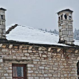 Ελάτη, Περτούλι, πέτρινο σπίτι