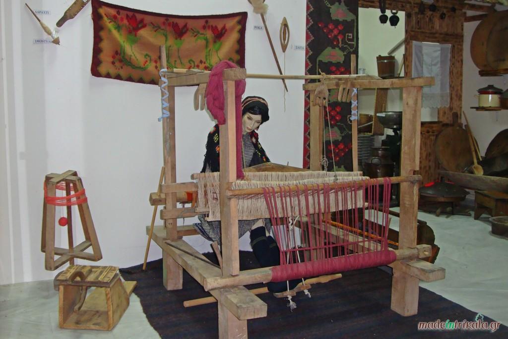 Λαογραφικό Μουσείο Χρυσομηλιάς, ένα από τα σημεία ενδιαφέροντος της περιοχής Ελάτη, Περτούλι, Νεραϊδοχώρι