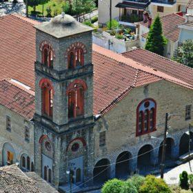 Βαρούσι, παλιά πόλη Τρικάλων, Τρίκαλα Βυζαντινές εκκλησίες