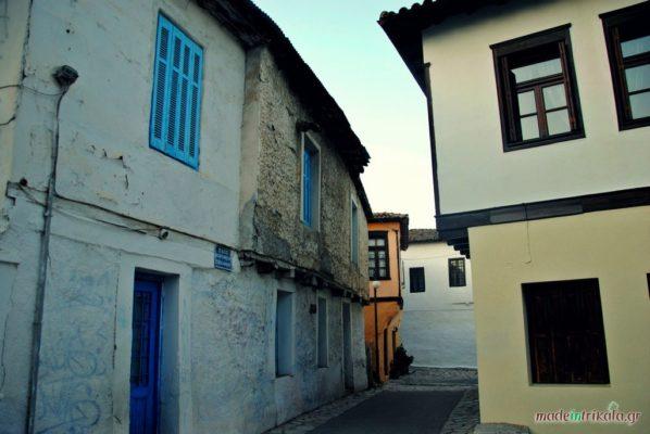 Βασούσι Τρίκαλα, παλιά πόλη Τρικάλων, παλιά αρχοντικά