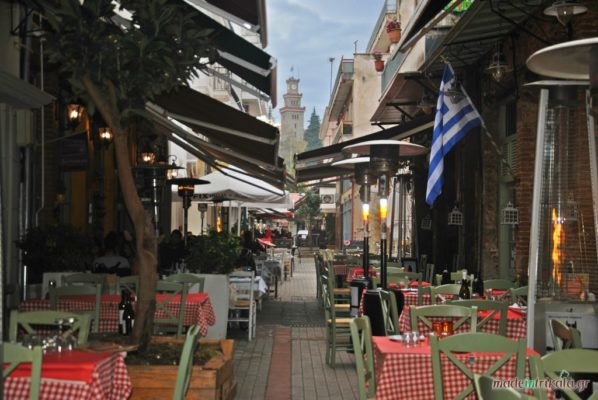 Τρίκαλα Μανάβικά, παλιά πόλη Τρικάλων