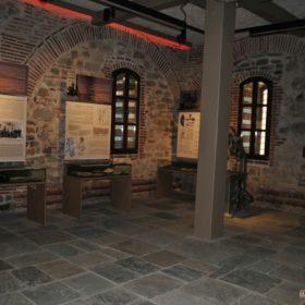 Δίδυμο Οθωμανικό Λουτρό Τρικάλων, Μουσείο Τσιτσάνη Τρίκαλα