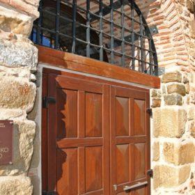 Οθωμανικά Λουτρά Τρίκαλα είσοδος