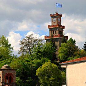 Κάστρο Τρικάλων, άποψη από την παλιά πόλη