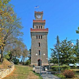 κάστρο Τρικάλων, ο πύργος του ρολογιού