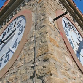 φρούριο Τρίκαλα, Το ρολόι των Τρικάλων