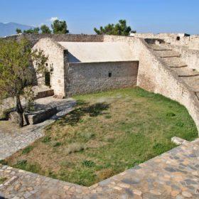 φρούριο Τρίκαλα, τρίτο διάζωμα