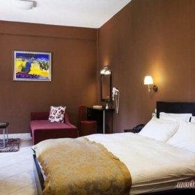 Ξενοδοχείο Μετεωρίτης Καλαμπάκα, μοντέρνο δωμάτιο