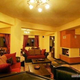 Ξενοδοχείο Ορεάδες Ελάτη, καθιστικό