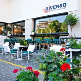 Diverso Cafe Trikala