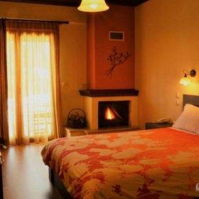 Ξενοδοχείο Ορεάδες Ελάτη, δωμάτιο
