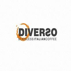 Diverso Cafe Trikala logo