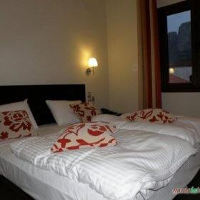 ξενοδοχείο Μετεωρίτης Καστράκι, δωμάτιο