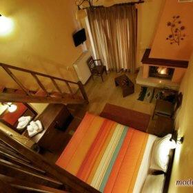 Ξενοδοχείο Ορεάδες Ελάτη, δωμάτιο πανοραμική