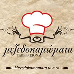 Μεζεδοκαμώματα Τρίκαλα, λογότυπο