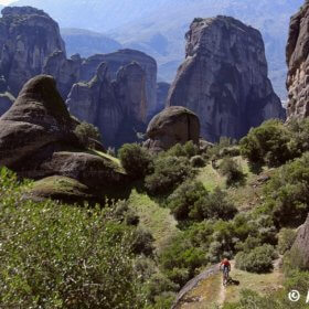 Meteora bike rental & bike tours, Ebike