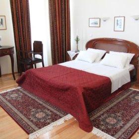 Ξενοδοχείο Πανελλήνιον Τρίκαλα, δωμάτια