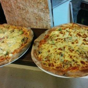 pizza Da Vinci Trikala, italian cuisine