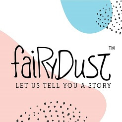 fairydust cafe logo