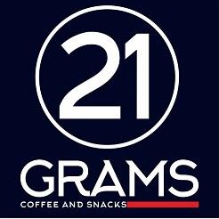 21 Grams logo