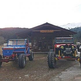 οχήματα 4χ4 Περτούλι, extreme sports Pertouli