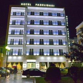 Ξενοδοχείο Παντελιδάκη Τρίκαλα, εξωτερικό