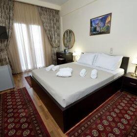Τρίκαλα Ξενοδοχείο Παντελιδάκη, δίκλινο δωμάτιο