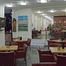 Hotel Padelidaki - Τρίκαλα Ξενοδοχείο Παντελιδάκη, μπαρ