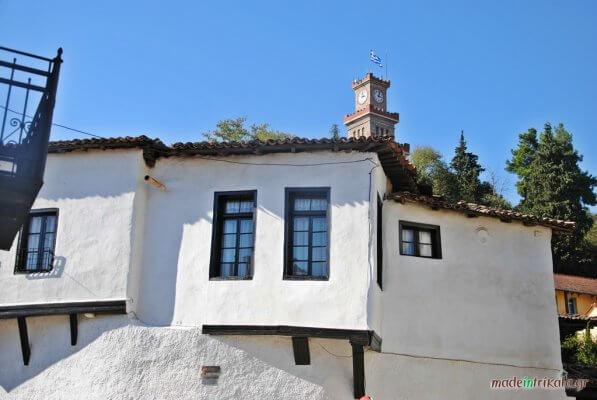 Βαρούσι Τρίκαλα, παλιά πόλη Τρικάλων, αρχοντικό