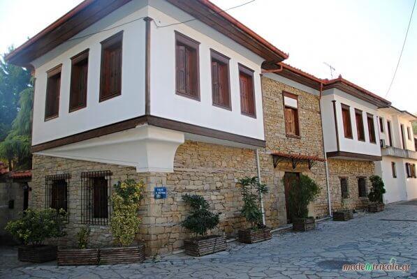 Βαρούσι Τρίκαλα, παλιά πόλη Τρικάλων, παραδοσιακό αρχοντικό