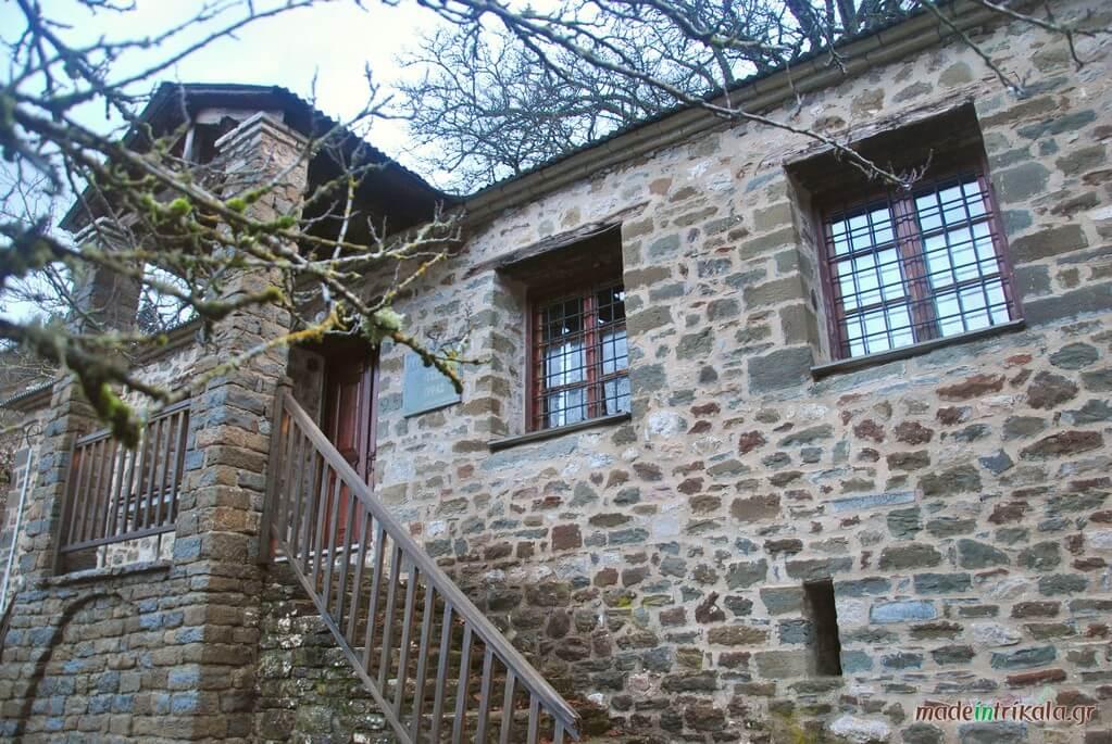 Το Λαογραφικό Μουσείο Πύρρας, ένα από τα σημεία ενδιαφέροντος της περιοχής Ελάτη, Περτούλι, Νεραϊδοχώρι