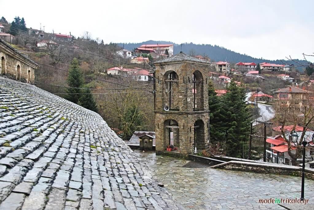 Νεραϊδοχώρι Τρικάλων, Ιερός Ναός Αγίου Νικολάου