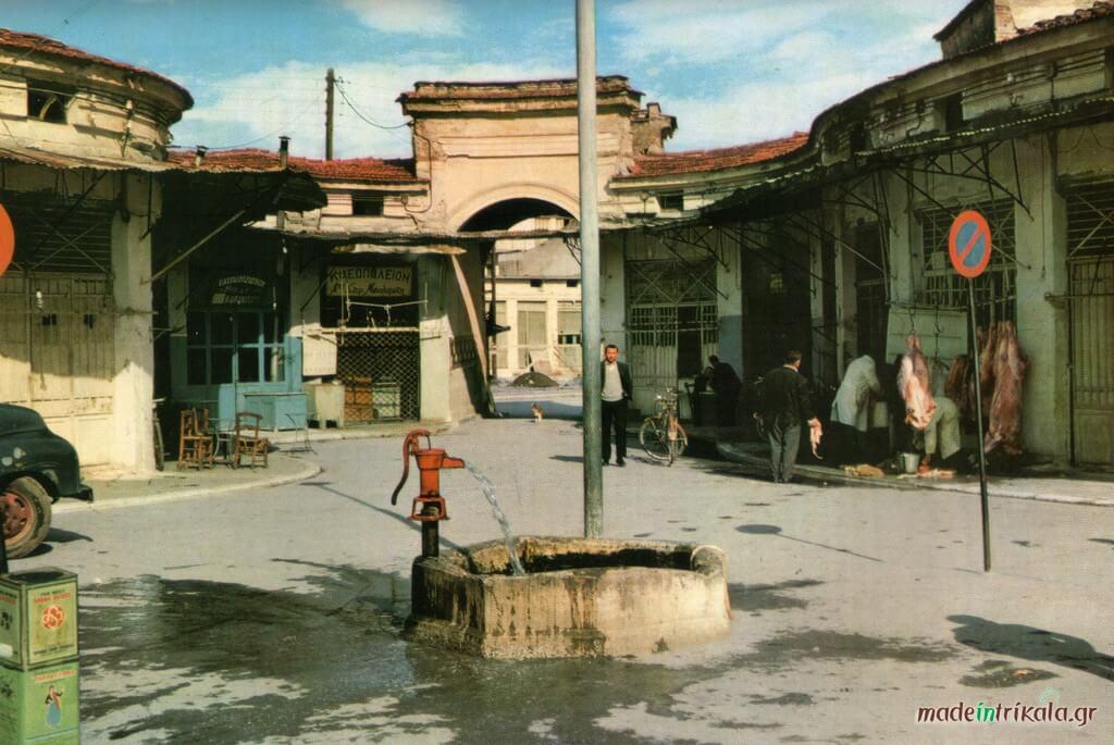 Παλιά αγορά Τρικάλων, εσωτερικό