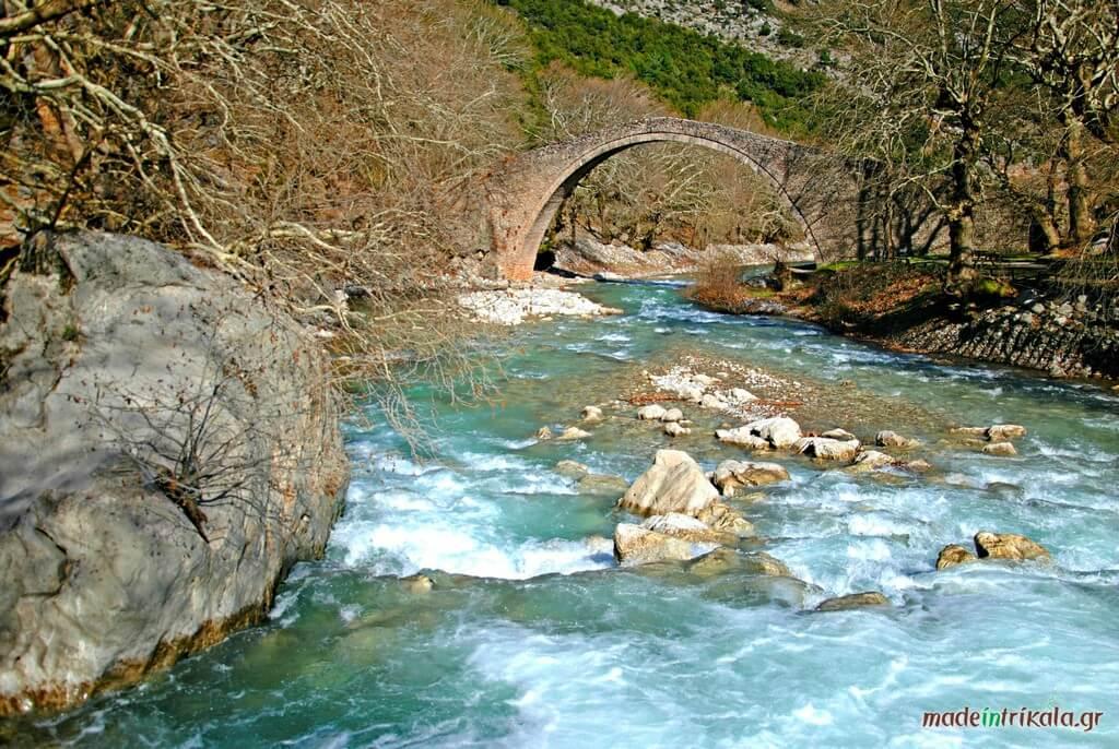 Πέτρινες γεφύρες Τρικάλων