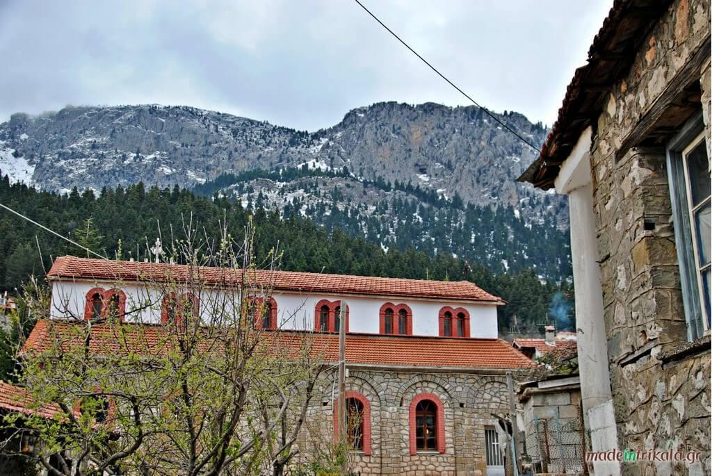 Η εκκλησία της Ελάτης