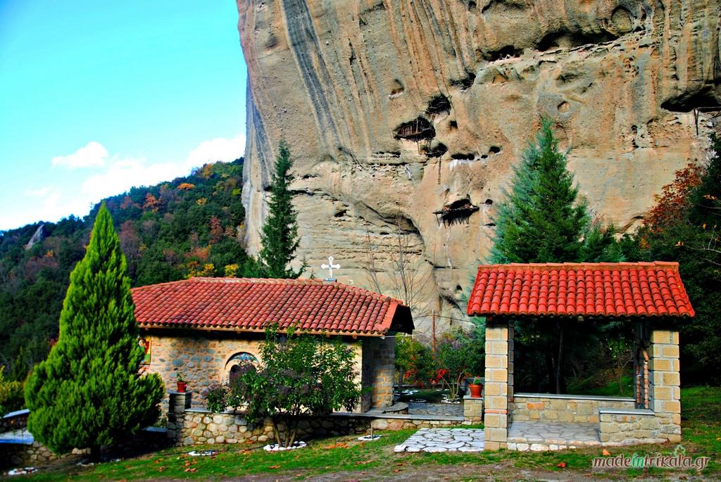 Ασκητήριο Αγίου Γρηγορίου και ναός Γενεσίου Θεοτόκου, Μετέωρα