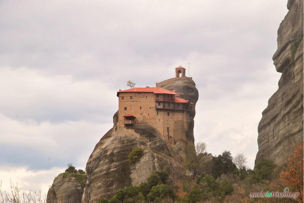 Μετέωρα, Μονή Αγίου Νικολάου Αναπαυσά