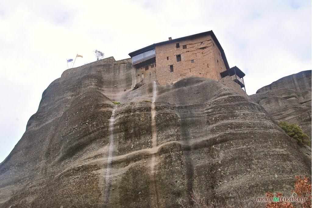 Μονή Αγίου Νικολάου Αναπαυσά