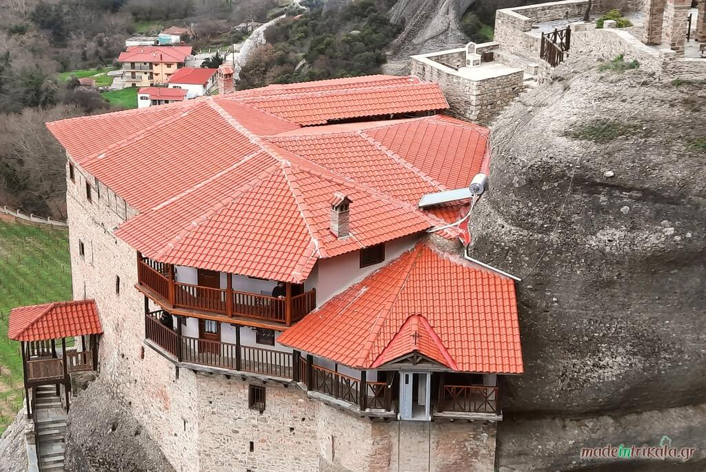 Μοναστήρι Αγίου Νικολάου Αναπαυσά